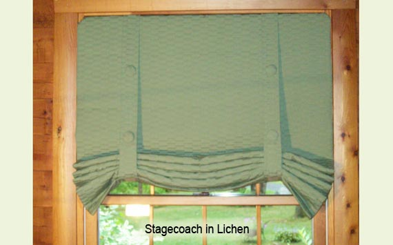 Functional Art Thermal Insulated Window Treatments